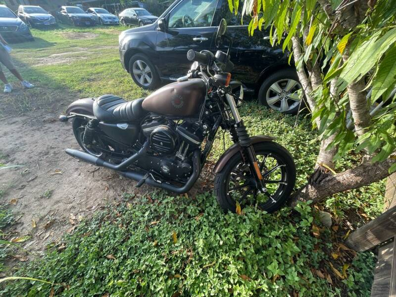 2019 Harley Davidson   Iron 883 for sale at Hatimi Auto LLC in Austin TX