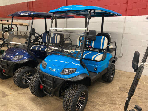 2021 ICON I40L for sale at Columbus Powersports - Golf Carts in Columbus OH