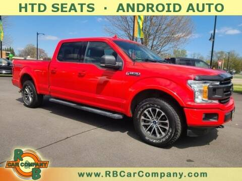2018 Ford F-150 for sale at R & B Car Company in South Bend IN