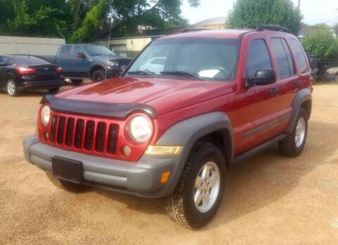 2005 Jeep Liberty for sale at Dorsey Auto Sales in Tyler TX