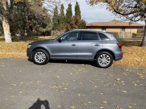 2013 Audi Q5 for sale at Auto Brokers in Sheridan CO