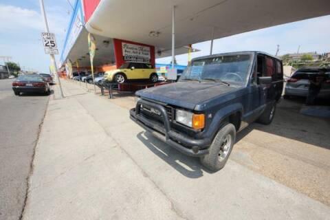 1989 Isuzu Trooper II for sale at Phantom Motors in Livermore CA