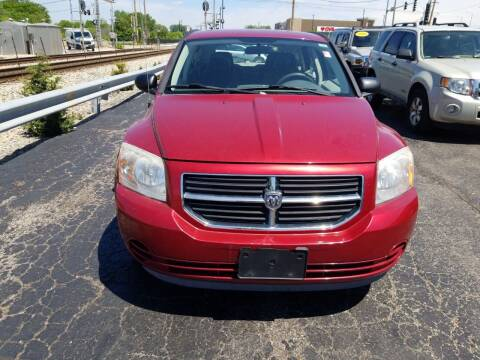 2007 Dodge Caliber for sale at Discovery Auto Sales in New Lenox IL