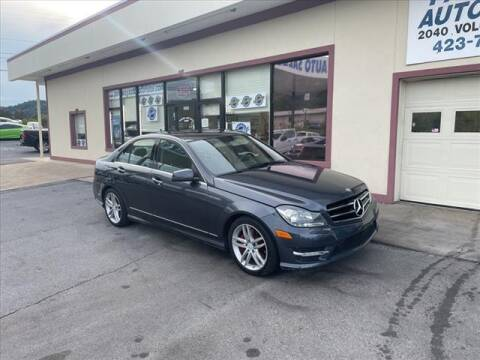 2014 Mercedes-Benz C-Class for sale at PARKWAY AUTO SALES OF BRISTOL in Bristol TN