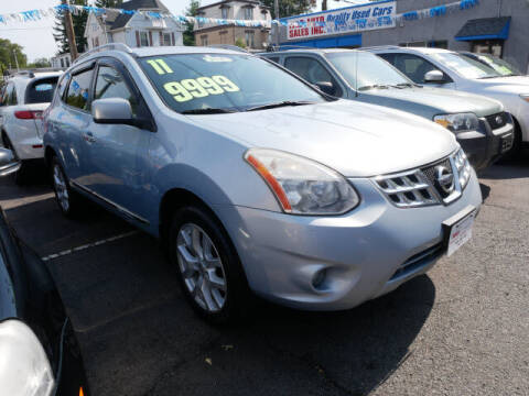 2011 Nissan Rogue for sale at M & R Auto Sales INC. in North Plainfield NJ