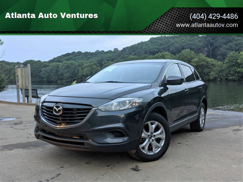 2014 Mazda CX-9 for sale at Atlanta Auto Ventures in Roswell GA