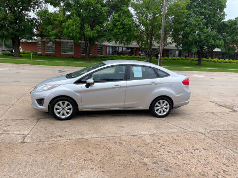 2013 Ford Fiesta for sale at Mulder Auto Tire and Lube in Orange City IA
