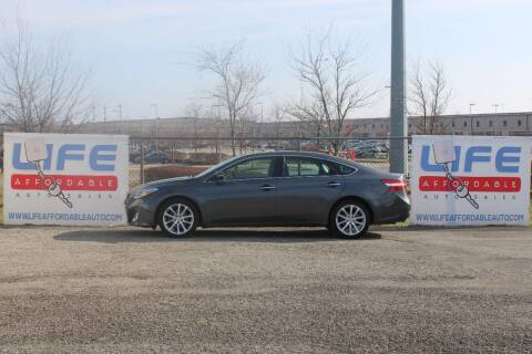 2013 Toyota Avalon for sale at LIFE AFFORDABLE AUTO SALES in Columbus OH