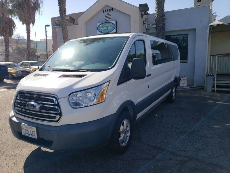 2017 Ford Transit Passenger for sale at In-House Auto Finance in Hawthorne CA