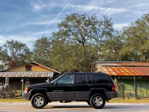 1996 Jeep Grand Cherokee for sale at OVE Car Trader Corp in Tampa FL