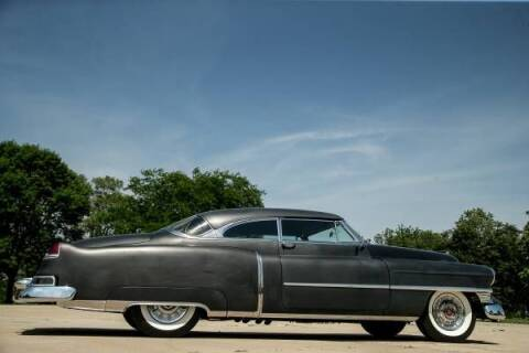 1950 Cadillac Series 62 for sale at Classic Car Deals in Cadillac MI