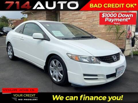 2010 Honda Civic for sale at 714 Auto in Orange CA
