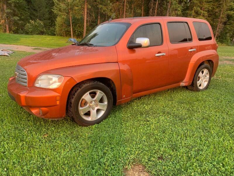 2006 Chevrolet HHR for sale at Harpers Auto Sales in Kettle Falls WA