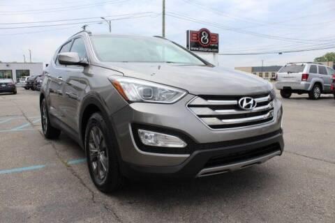 2013 Hyundai Santa Fe Sport for sale at B & B Car Co Inc. in Clinton Township MI