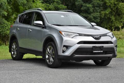 2018 Toyota RAV4 for sale at Car Wash Cars Inc in Glenmont NY