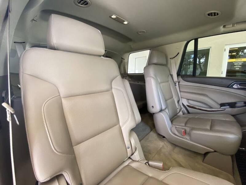 2015 GMC Yukon 4x4 SLT 4dr SUV - Davie FL