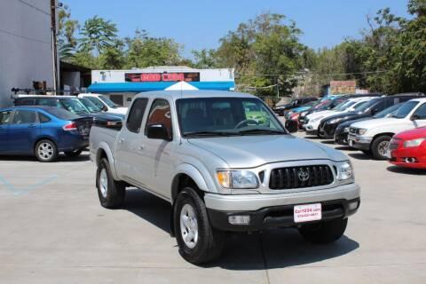 2004 Toyota Tacoma for sale at Car 1234 inc in El Cajon CA