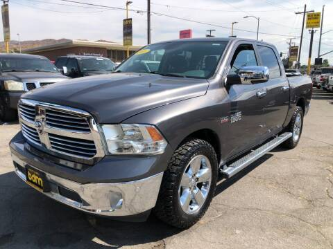 2015 RAM Ram Pickup 1500 for sale at BEST DEAL MOTORS  INC. CARS AND TRUCKS FOR SALE in Sun Valley CA
