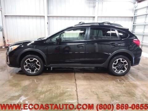 2017 Subaru Crosstrek for sale at East Coast Auto Source Inc. in Bedford VA