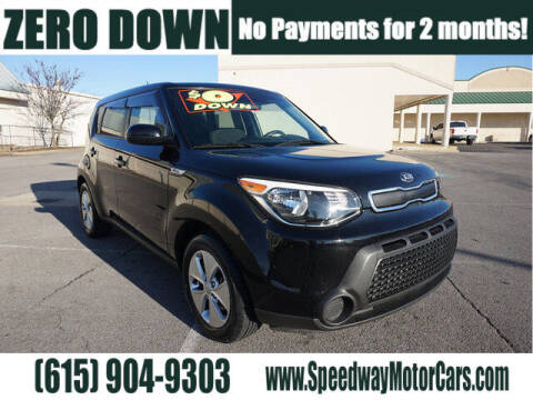 2015 Kia Soul for sale at Speedway Motors in Murfreesboro TN