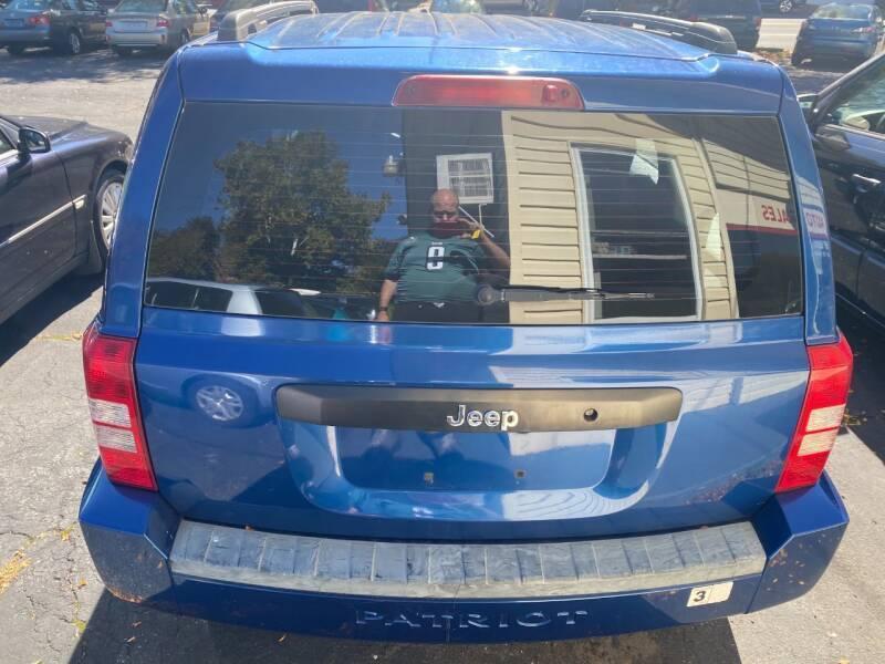 2009 Jeep Patriot Sport 4dr SUV - Bethlehem PA