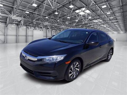 2016 Honda Civic for sale at Camelback Volkswagen Subaru in Phoenix AZ