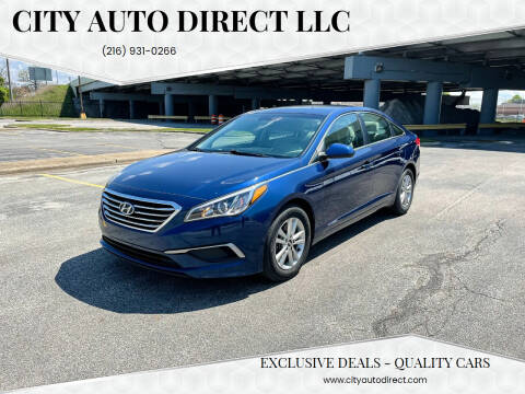 2016 Hyundai Sonata for sale at City Auto Direct LLC in Cleveland OH
