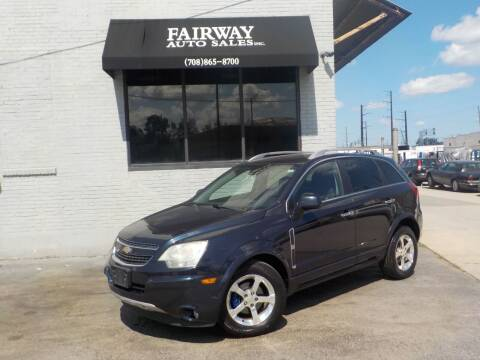 2014 Chevrolet Captiva Sport for sale at FAIRWAY AUTO SALES, INC. in Melrose Park IL