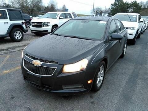 2014 Chevrolet Cruze for sale at Cj king of car loans/JJ's Best Auto Sales in Troy MI
