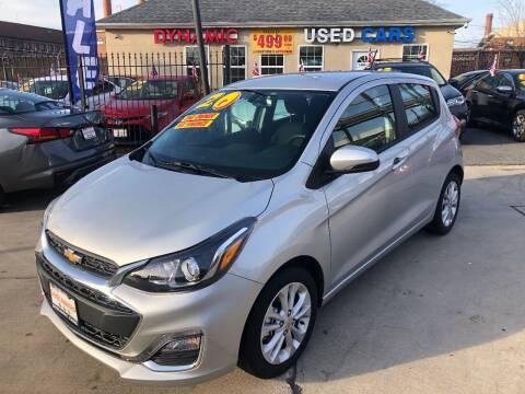 2020 Chevrolet Spark for sale at DYNAMIC CARS in Baltimore MD