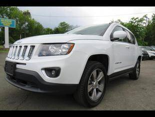 2016 Jeep Compass for sale at Rockland Automall - Rockland Motors in West Nyack NY