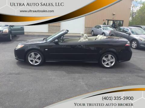 2009 Saab 9-3 for sale at Ultra Auto Sales, LLC in Cumberland RI