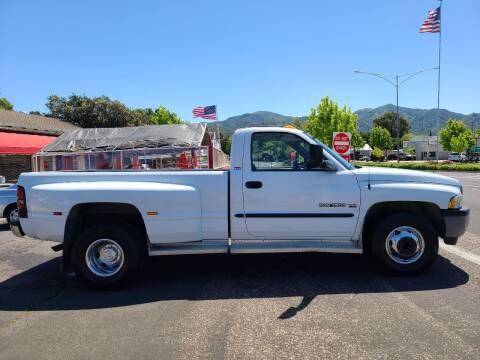 2001 Dodge Ram Pickup 3500 for sale at Coast Auto Sales in Buellton CA