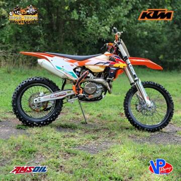 2017 KTM 450 XC-F for sale at High-Thom Motors - Powersports in Thomasville NC