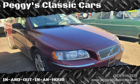2006 Volvo V70 for sale at Peggy's Classic Cars in Oregon City OR