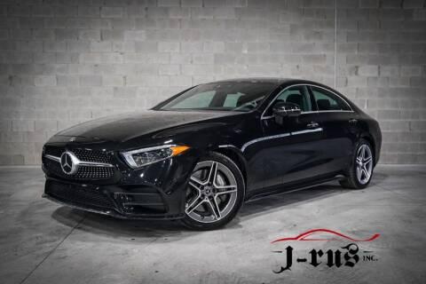2019 Mercedes-Benz CLS for sale at J-Rus Inc. in Macomb MI