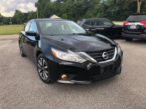 2016 Nissan Altima for sale at RPM AUTO LAND in Anniston AL