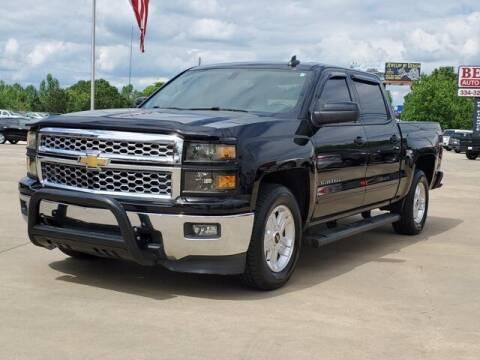 2015 Chevrolet Silverado 1500 for sale at Best Auto Sales LLC in Auburn AL