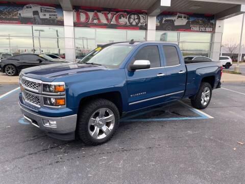 2015 Chevrolet Silverado 1500 for sale at Davco Auto in Fort Wayne IN