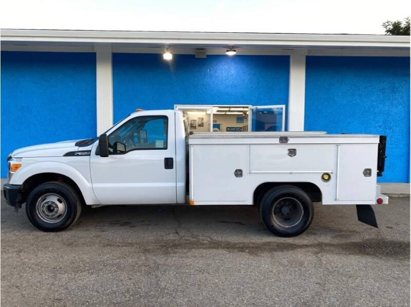 2015 Ford F-350 Super Duty for sale at Khodas Cars in Gilroy CA