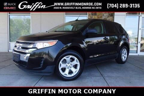2013 Ford Edge for sale at Griffin Buick GMC in Monroe NC