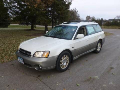 2002 Subaru Outback for sale at HUDSON AUTO MART LLC in Hudson WI