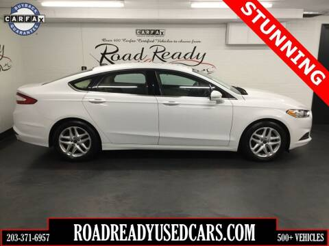 2013 Ford Fusion for sale at Road Ready Used Cars in Ansonia CT