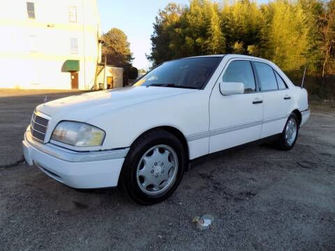 1994 Mercedes-Benz C-Class for sale at S.S. Motors LLC in Dallas GA