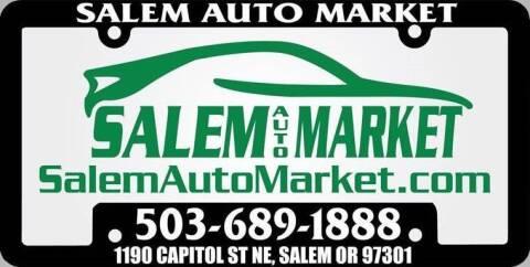2012 Land Rover LR4 for sale at Salem Auto Market in Salem OR
