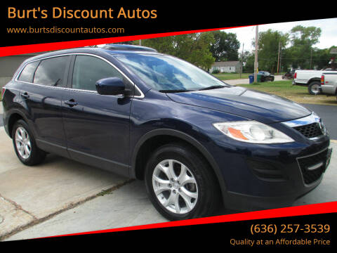 2011 Mazda CX-9 for sale at Burt's Discount Autos in Pacific MO