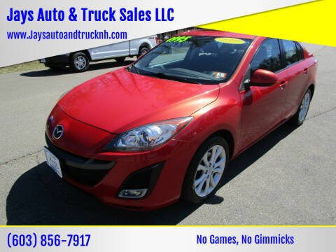 2011 Mazda MAZDA3 for sale at Jays Auto & Truck Sales LLC in Loudon NH