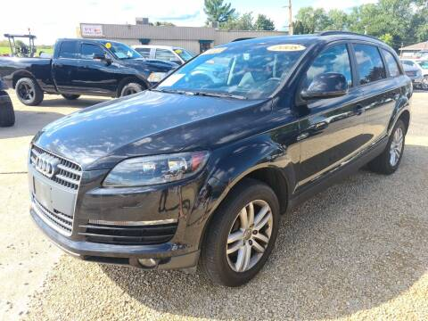 2008 Audi Q7 for sale at River Motors in Portage WI
