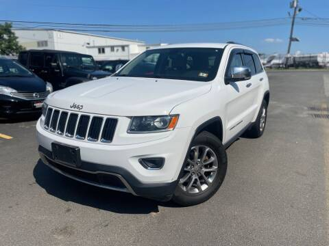 2015 Jeep Grand Cherokee for sale at A1 Auto Mall LLC in Hasbrouck Heights NJ