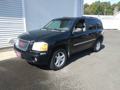 2007 GMC Envoy for sale at Walts Auto Sales in Southwick MA